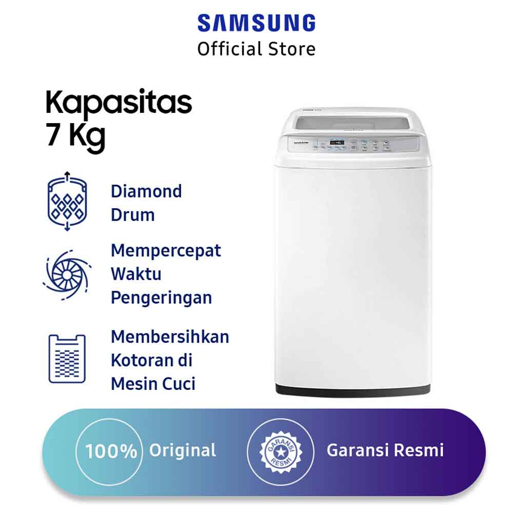 Samsung Top Loading Washer Wa85h4200sg