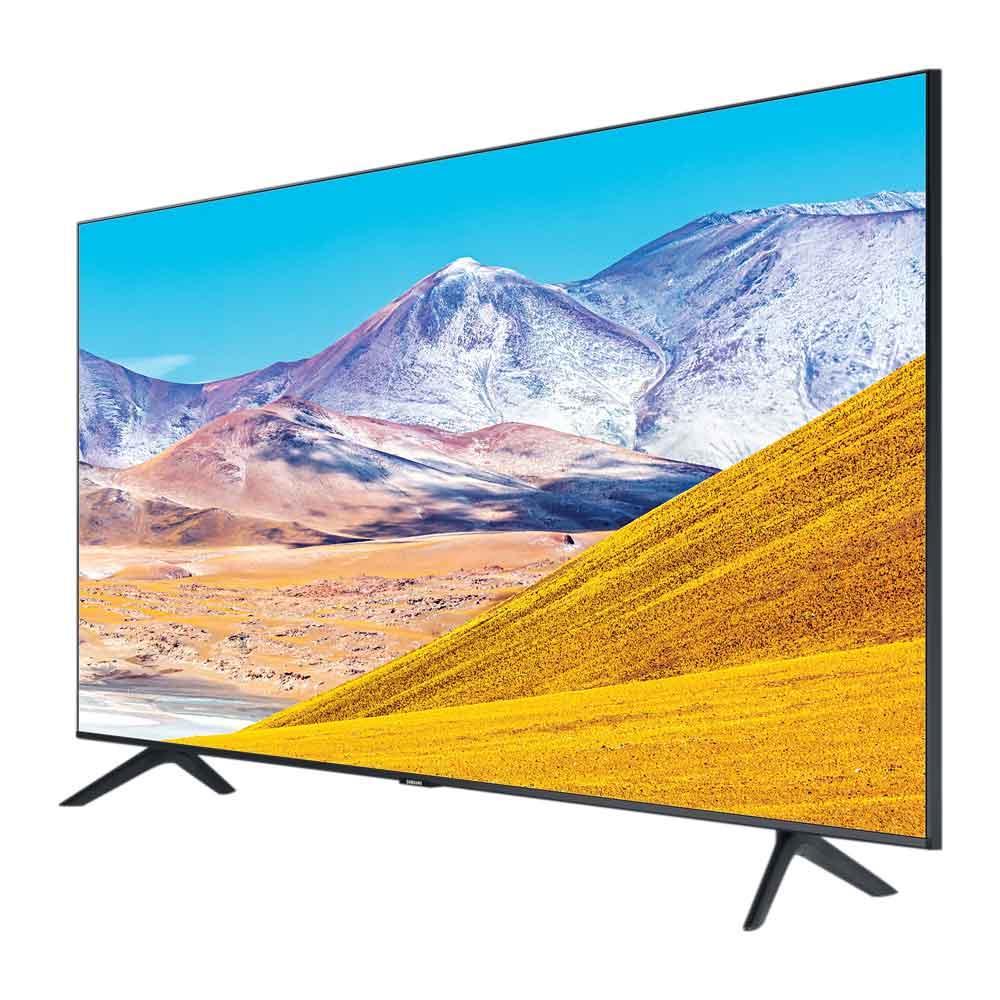 Samsung Crystal Uhd Smart Tv Tu8000 Series